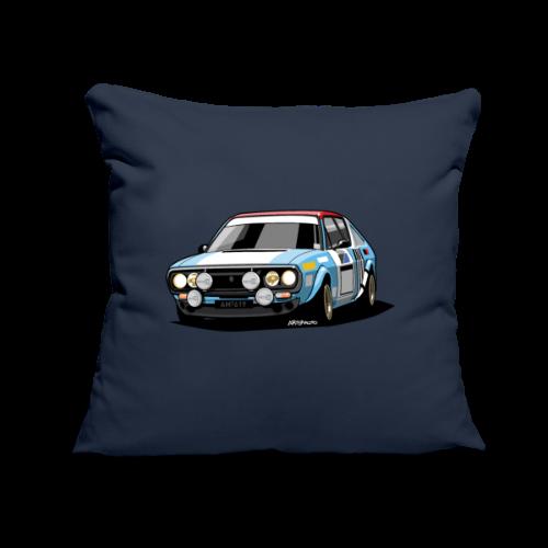 R17 Gordini 1974 Rally Car - Throw Pillow Cover