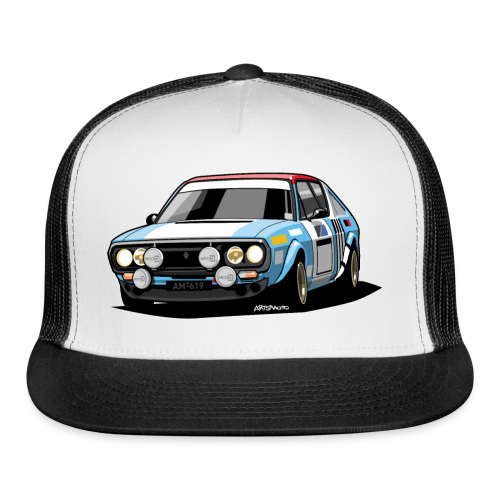 R17 Gordini 1974 Rally Car - Trucker Cap