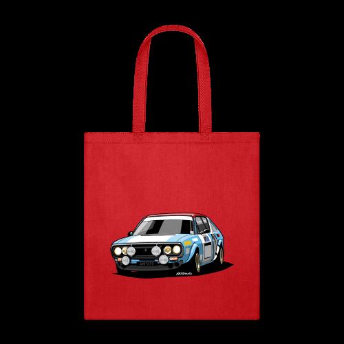 R17 Gordini 1974 Rally Car - Tote Bag