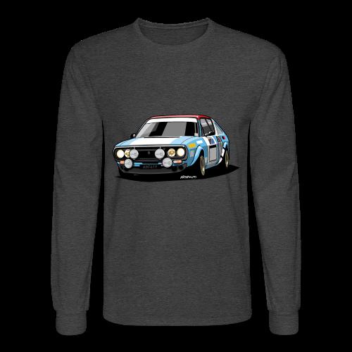 R17 Gordini 1974 Rally Car - Men's Long Sleeve T-Shirt