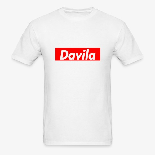 Supreme Davila T-Shirt - Men's T-Shirt