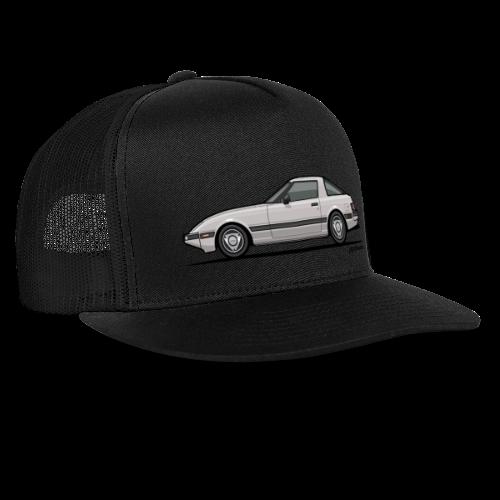 Mazda RX-7 RB Savanna Sunbeam Silver - Trucker Cap