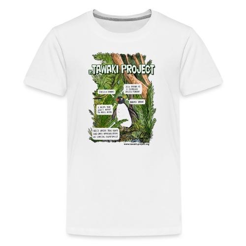 What is Tawaki? - Kids' Premium T-Shirt