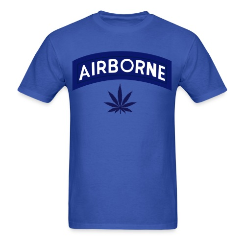 AIR BORNE - Men's T-Shirt