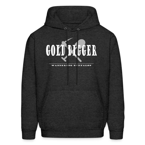 Gold Digger Pull Over Hoodie - Men's Hoodie