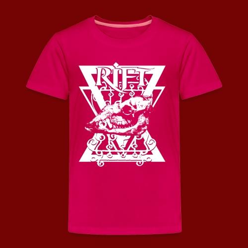 Rift Toddler Shirt - Toddler Premium T-Shirt