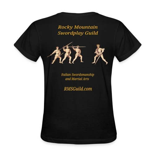 RMSG Fiore Boar's Tooth - Women's T - Women's T-Shirt