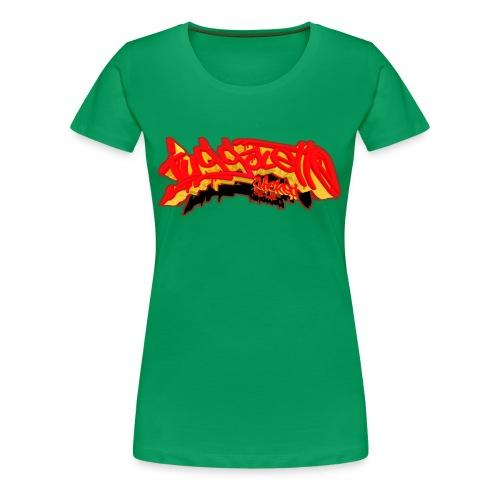 Juggalette Plus - Women's Premium T-Shirt