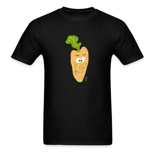 The Happy Carrot - Men's T-Shirt