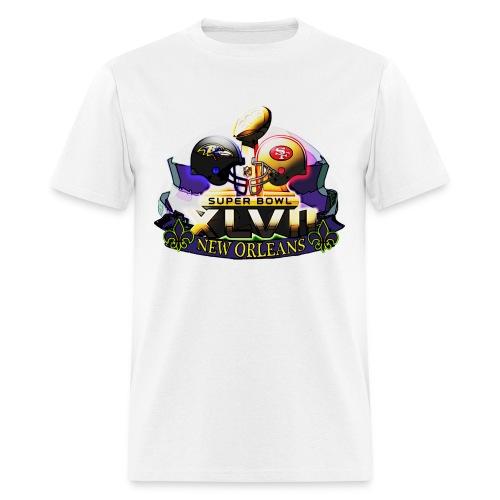 2013 SB-47 - Men's T-Shirt