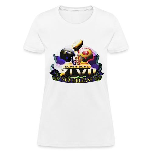 2013 SB-47 - Women's T-Shirt