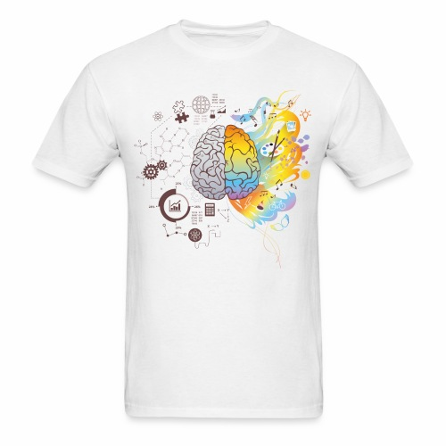 Mind Explosion - Men's T-Shirt