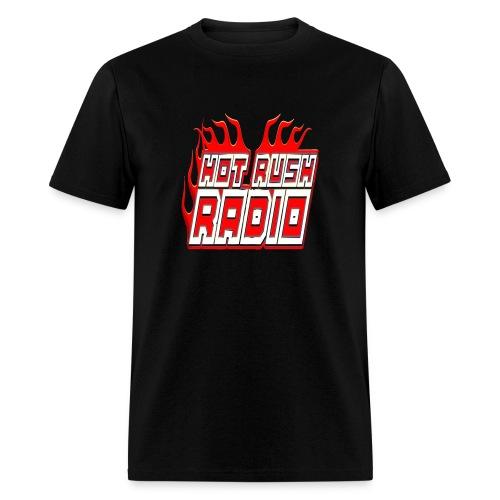 world  #1 radio station net work - Men's T-Shirt