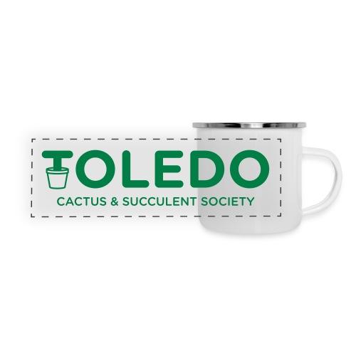 The logo mug - Panoramic Camper Mug