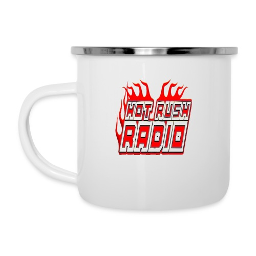 world #1 radio station net work - Camper Mug