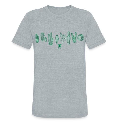 The cacti shirt - Unisex Tri-Blend T-Shirt