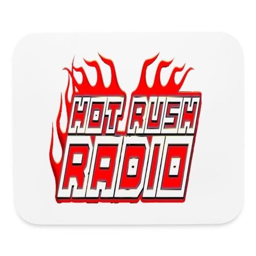 world #1 radio station net work - Mouse pad Horizontal