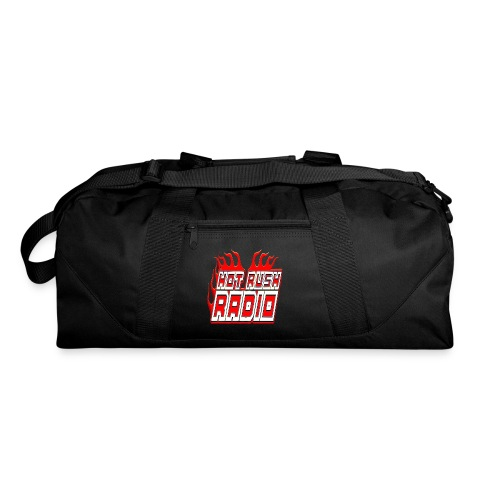 world #1 radio station net work - Duffel Bag