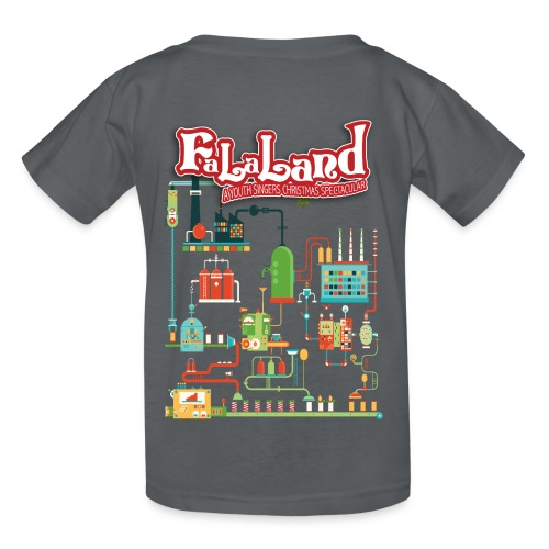 Kids' Fa La Land Christmas 2018 T-Shirt - Kids' T-Shirt