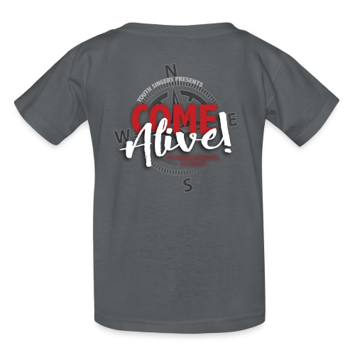 Kids' Come Alive Spring 2019 T-Shirt - Kids' T-Shirt