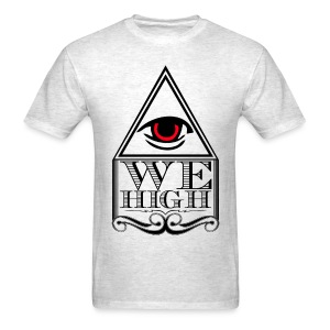 We High Evil Eye - Men's T-Shirt
