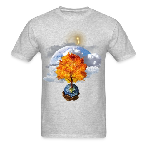 Mind Field - Men's T-Shirt