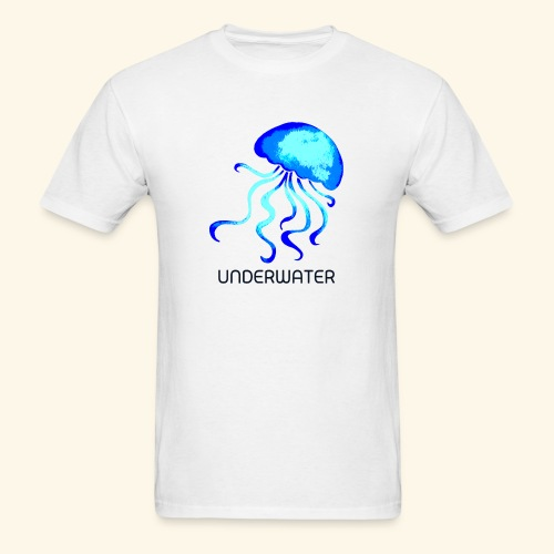 Jellyfish - Men's T-Shirt