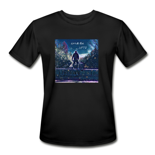 Let's Be Real (Men's) T-Shirt - Men's Moisture Wicking Performance T-Shirt
