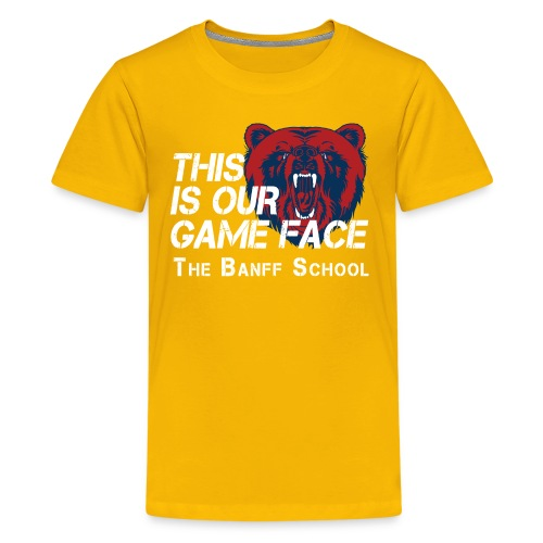 SPIRIT House Shirt (youth sizes) - Kids' Premium T-Shirt