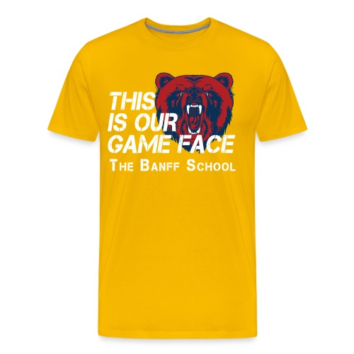SPIRIT House Shirt (adult sizes) - Men's Premium T-Shirt