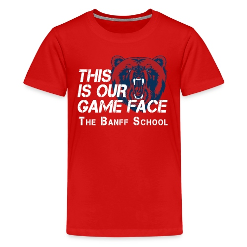 GRIZZLY House Shirt (youth sizes) - Kids' Premium T-Shirt