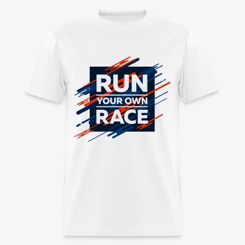 Men Race Tee - Men's T-Shirt