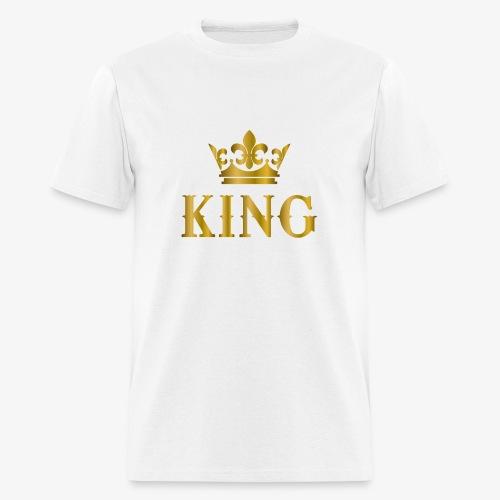 Men King Tee - Men's T-Shirt