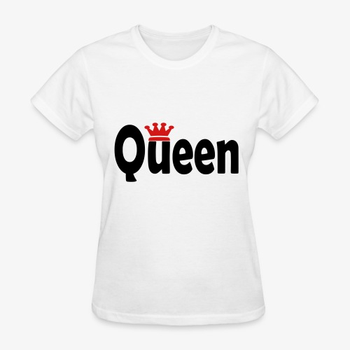 Women Queen Tee - Women's T-Shirt
