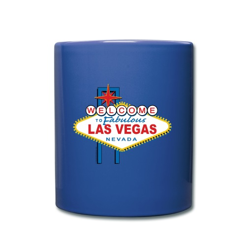 Welcome To Las Vegas - Full Color Mug