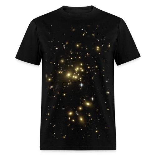 Interstellar Traveler - Men's T-Shirt