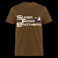 T-Shirts ~ Men's T-Shirt ~ QR Code T-shirt Mens