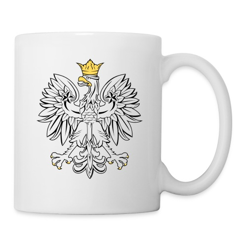 Coffee Mug Polish Eagle - Coffee/Tea Mug