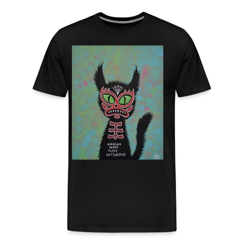 No Walls Can Stop Me - Men's Premium T-Shirt