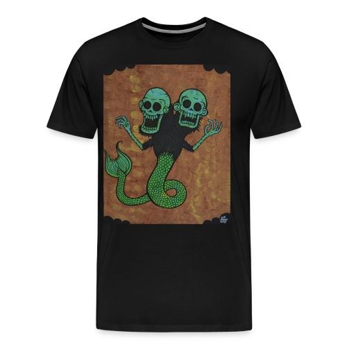 Screamin' Fiji - Men's Premium T-Shirt