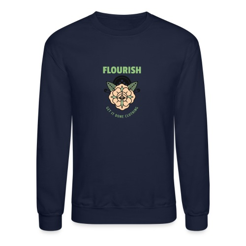 Flourish - Crewneck Sweatshirt