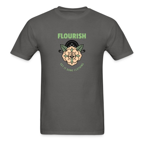 Flourish - Men's T-Shirt