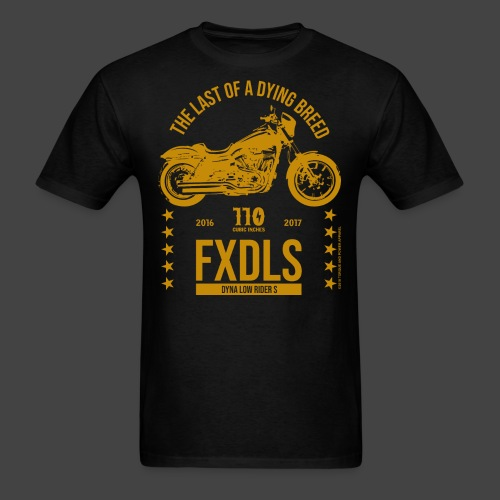LOW RIDER S - GOLD - Men's T-Shirt