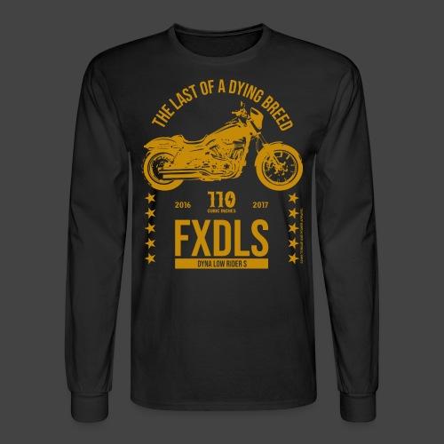 LOW RIDER S - GOLD - Men's Long Sleeve T-Shirt