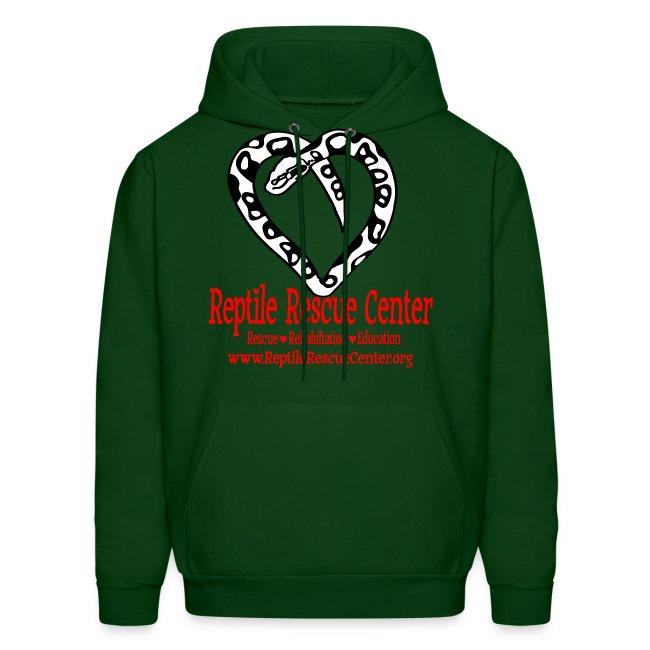 Reptile Rescue Center Hoodie (Mens) | Men's Hoodie