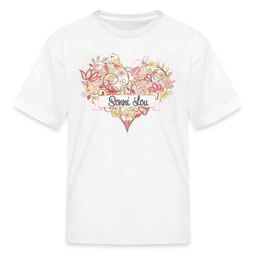heart kids' t-shirt - Kids' T-Shirt