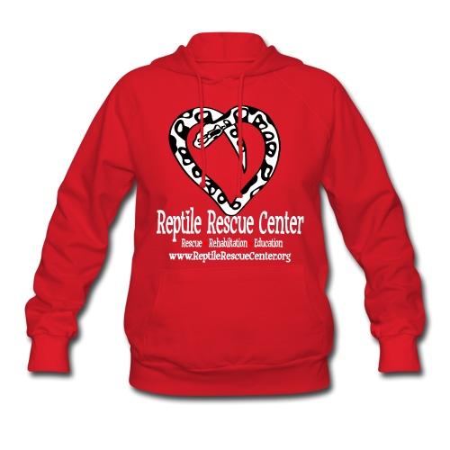 Reptile Rescue Center Hoodie (Womens) - Women's Hoodie
