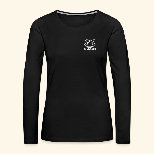 Women's Volunteering Long-Sleeve t-shirt - Women's Premium Long Sleeve T-Shirt