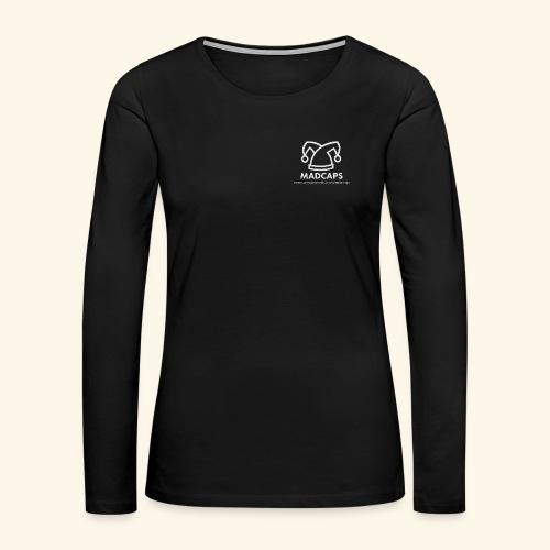 Women's Volunteering Long-Sleeve t-shirt - Women's Premium Long Sleeve T-Shirt