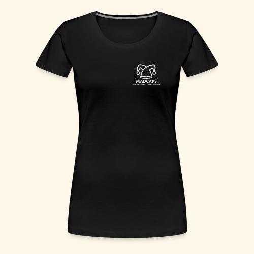 Women's Volunteering T-Shirt Premium - Women's Premium T-Shirt